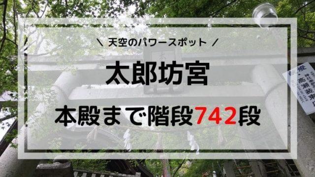 太郎坊宮のアイキャッチ画像