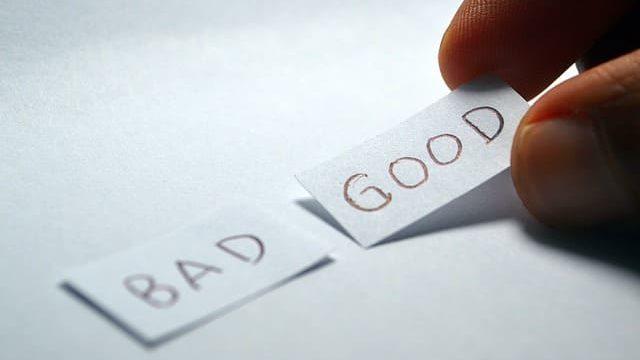 GOOD・BADの画像
